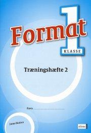 format 1.kl. træningshæfte 2 - bog
