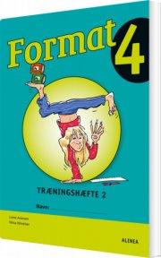 format 4, træningshæfte 2 - bog
