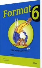 format 6, træningshæfte 2 - bog