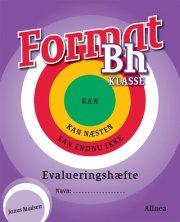 format bh.kl. evalueringshæfte - bog