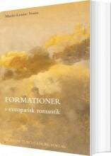 formationer i europæisk romantik - bog