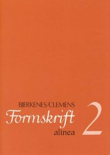formskrift 2, 4.kl - bog
