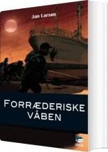 forræderiske våben - bog