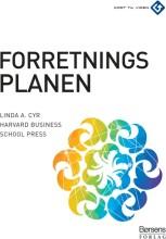 forretningsplanen - bog