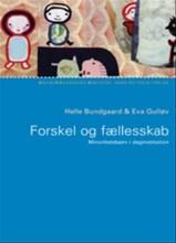 forskel og fællesskab - bog