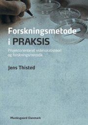 forskningsmetode i praksis - bog