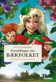 fortællinger om bærfolket - bog