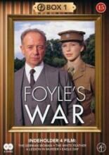 foyles war - boks 1 - DVD