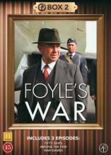 foyles war - boks 2 - DVD