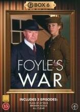 foyles war - boks 6 - DVD