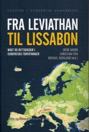 fra leviathan til lissabon - bog
