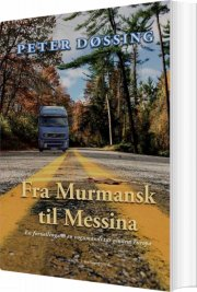 fra murmansk til messina - bog