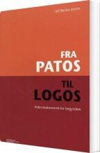 fra patos til logos - bog