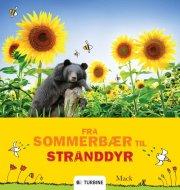 fra sommerbær til stranddyr - bog
