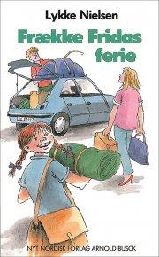 frække fridas ferie - bog
