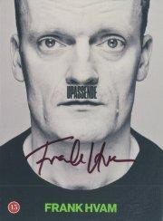 frank hvam - upassende - personligt signeret udgave - DVD