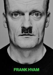 frank hvam - upassende - DVD
