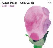 klaus paier and asja valcic - silk road - cd