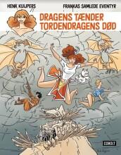 franka: dragens tænder - tordendragens død - bog