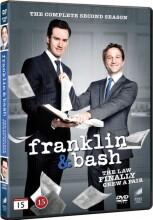 franklin and bash - sæson 2 - DVD