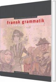 fransk grammatik - bog