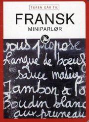 fransk miniparlør - bog