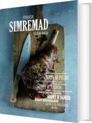 fransk simremad - bog