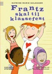 frantz skal til klassefest - bog