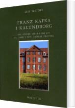 franz kafka i kalundborg - bog
