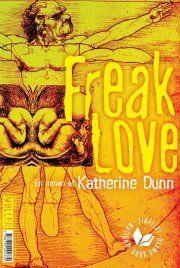 freak love - bog