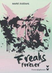 sommerfugleserien: freaks forever - bog
