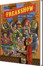 freakshow 1: de falske freaks - bog