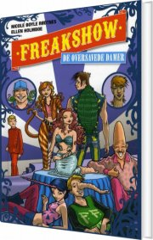 freakshow 2: de oversavede damer - bog