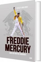 freddie mercury - bog