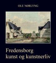 fredensborg - kunst og kunstnerliv - bog