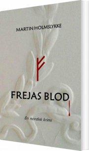 frejas blod - bog