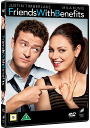 friends with benefits - DVD