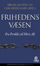frihedens væsen - bog