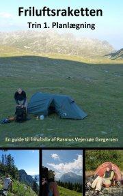 friluftsraketten - trin 1 planlægning - bog