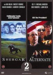 alternate // shergar - DVD