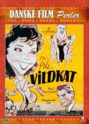 frk. vildkat - DVD