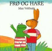 frø og hare - bog