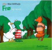 frø og ræven - bog