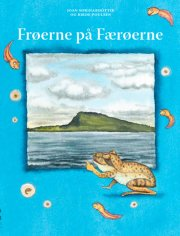 frøerne på færøerne - bog