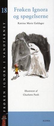 frøken ignora og spøgelserne - bog