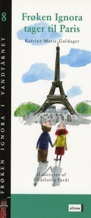 frøken ignora tager til paris - bog