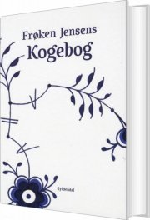 frøken jensens kogebog - bog