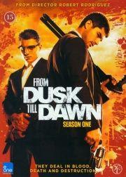 from dusk till dawn - sæson 1 - DVD