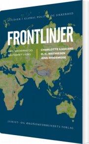 frontlinjer - bog