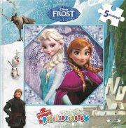 frost - puslespilsbog - bog